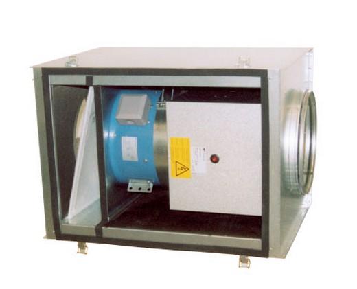 Установка для подогрева приточной вентиляции от производителя SystemAir
