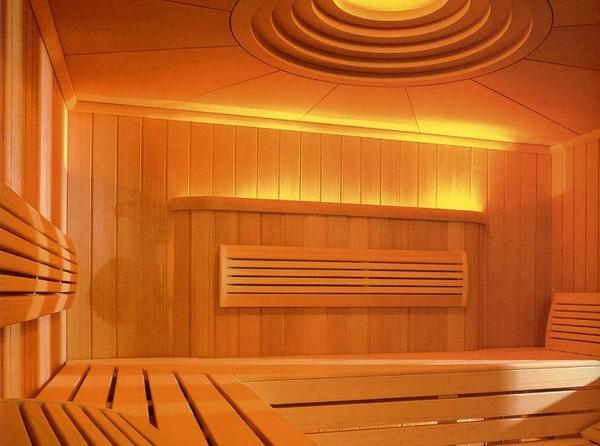 Фото системы вентиляции в финской сауне