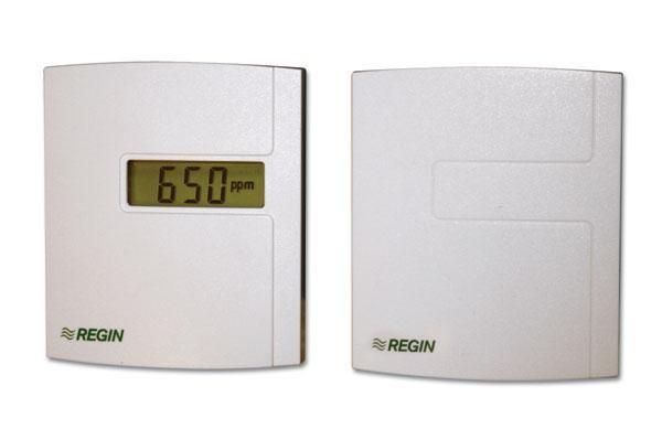 Преобразователи углекислого газа в системе вентиляции
