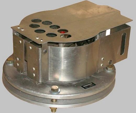 Для регуляции давления в помещении используются вентиляционные клапаны избыточного давления