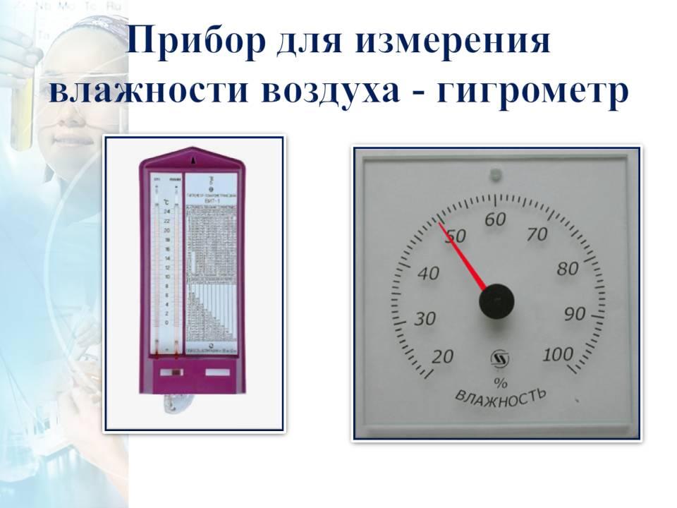 Нормальный уровень влажности воздуха в квартире и как его измерить