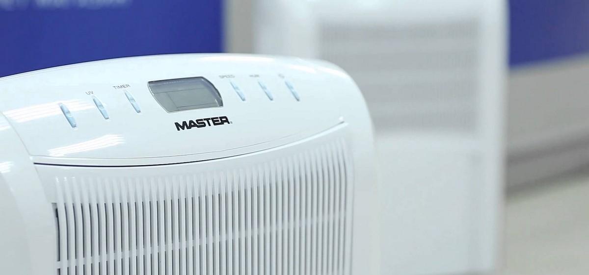 Осушители воздуха Master