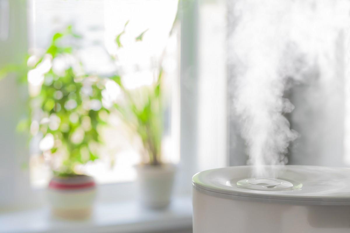Паровой увлажнитель воздуха для дома