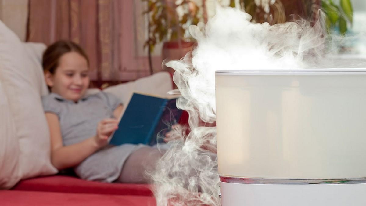 Увлажнитель воздуха для детей