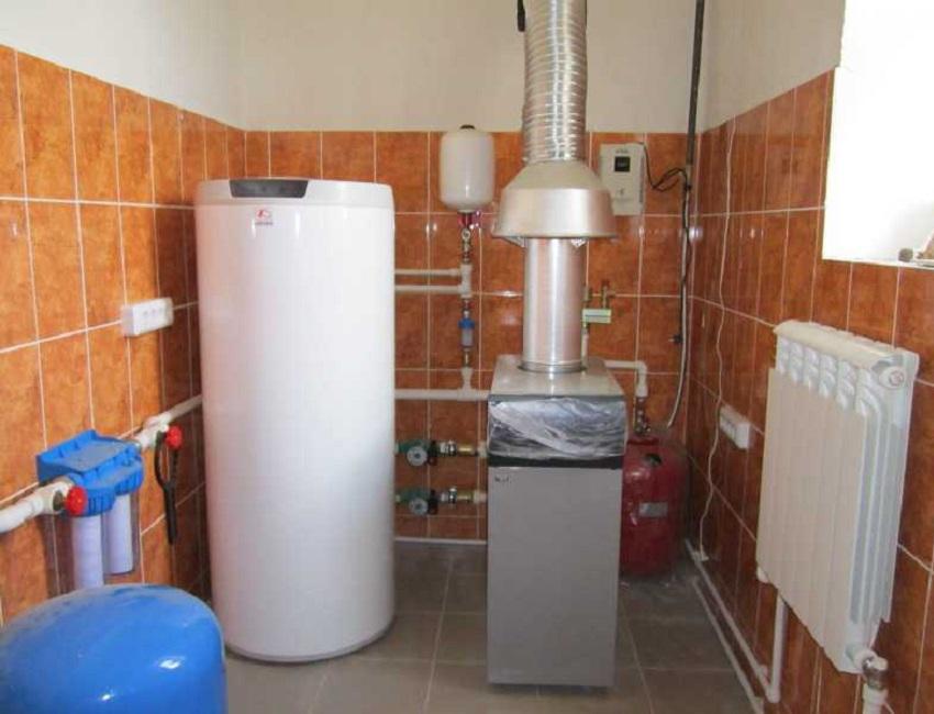 Вентиляция в котельной частного дома
