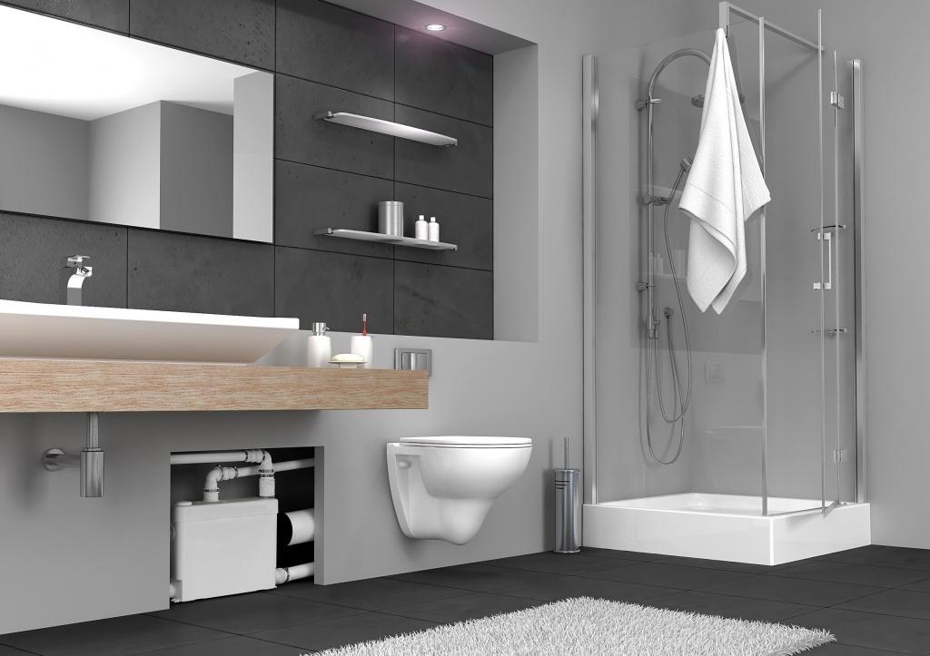 Осушитель воздуха для ванной комнаты