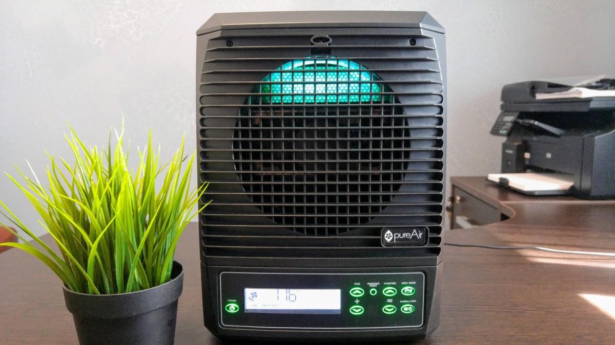 Ионизатор и очиститель воздуха для квартиры
