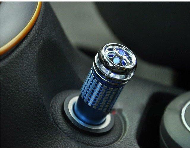 Ионизатор воздуха в автомобиль