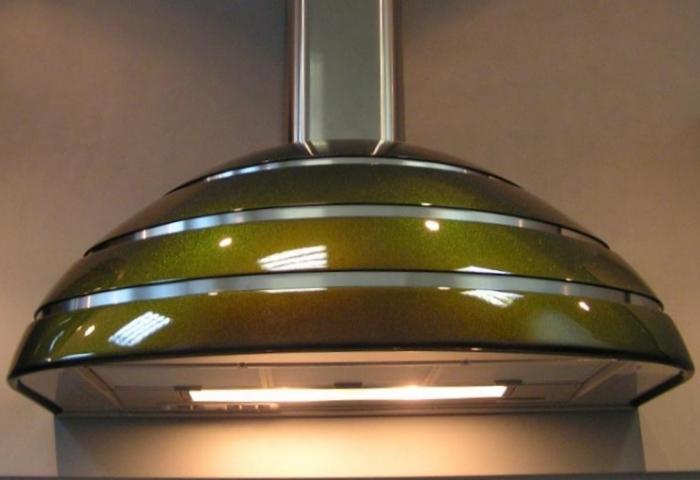 Купольная вытяжка для кухни