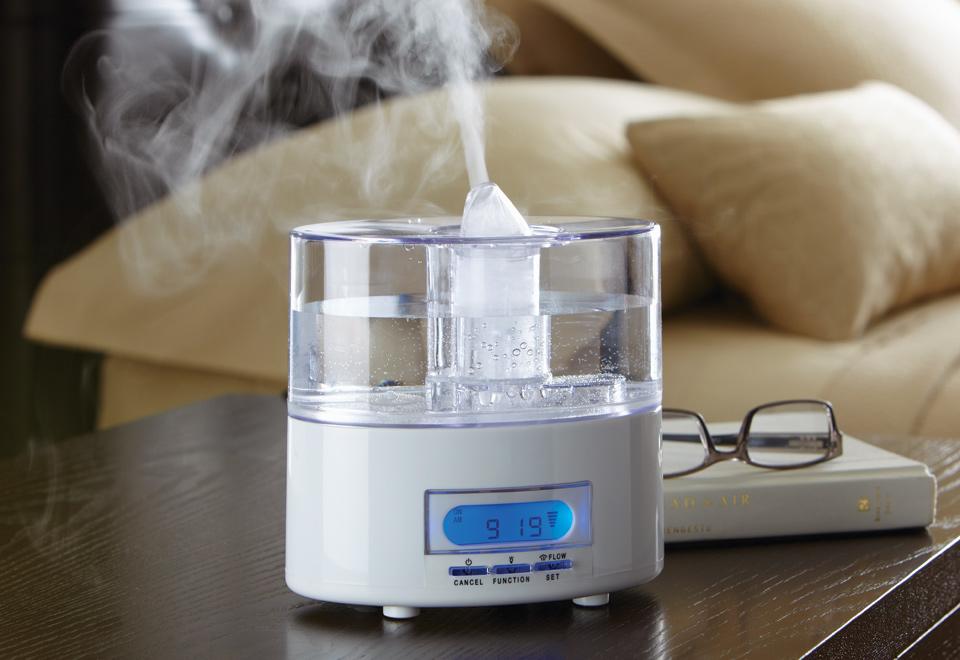 Необходимость приборов по улучшению состава воздуха
