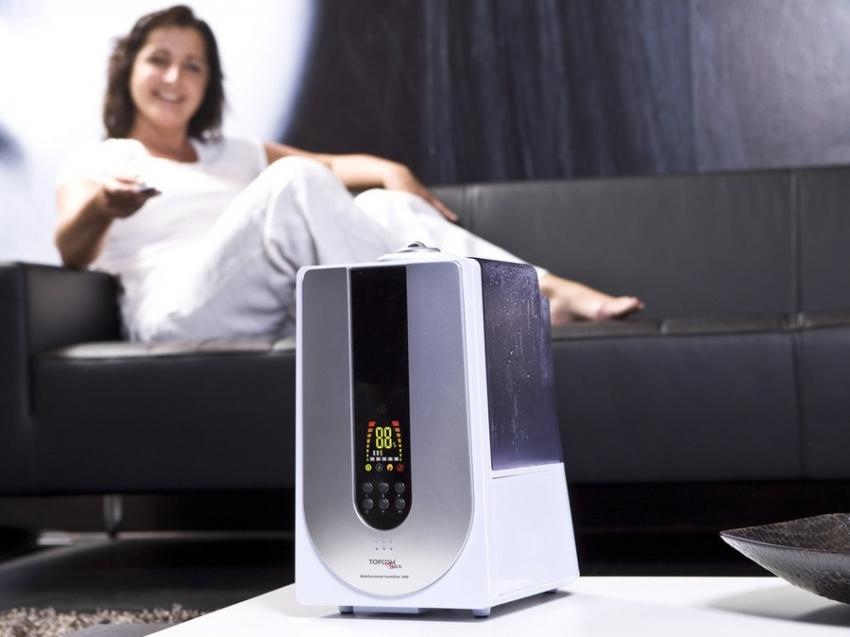 Польза и вред ионизатора воздуха для квартиры