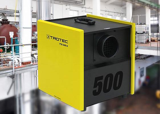 Trotec TTR-500D