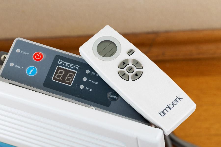 Конвекторы с электронным термостатом для дома