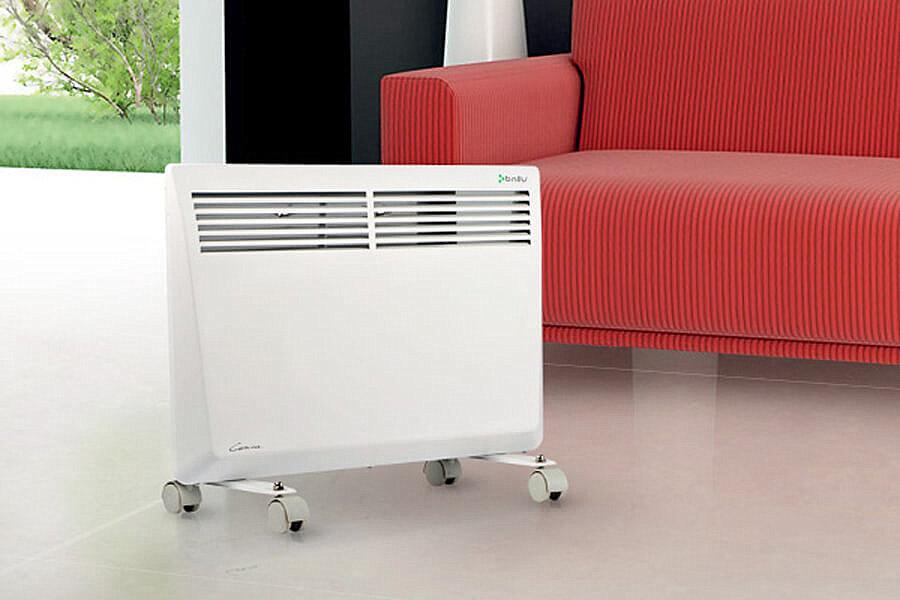 Конвекторы с механическим термостатом