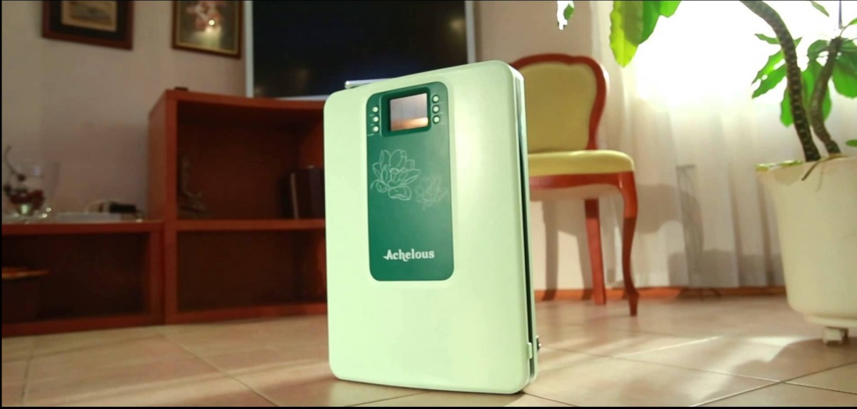 Настенный ионизатор воздуха