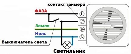 shema-podkljuchenija-ventiljatora-s-tajmerom