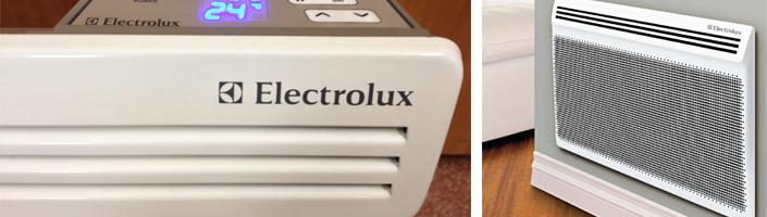 Обогреватели Electrolux