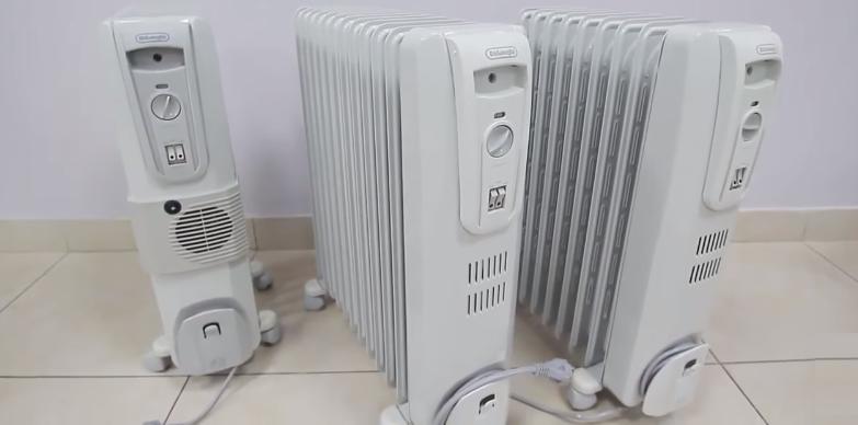 Электрические масляные обогреватели для квартиры и дома