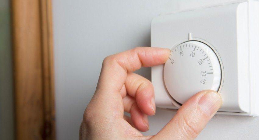 Терморегулятор для инфракрасного обогревателя