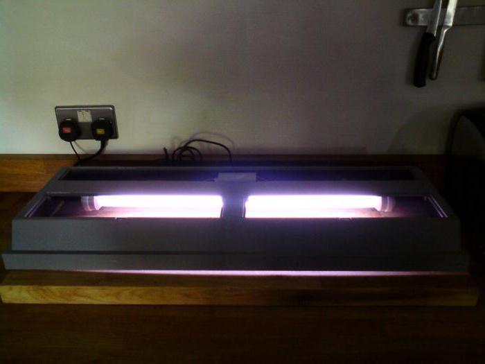Ультрафиолетовые обогреватели