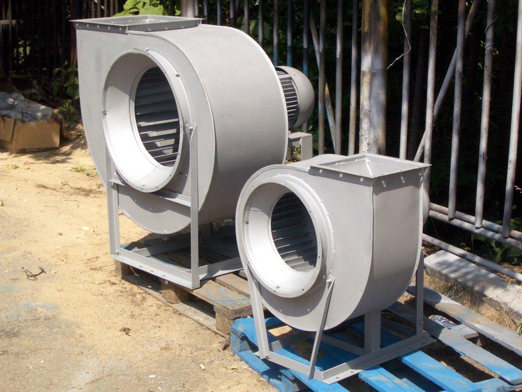 Вентиляторы низкого давления
