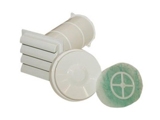 Одна из разновидностей клапана для естественной вентиляции