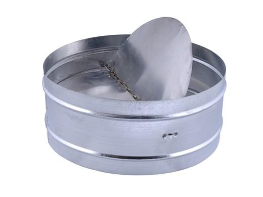 Обратный клапан для вентиляции: характеристики видов и установка