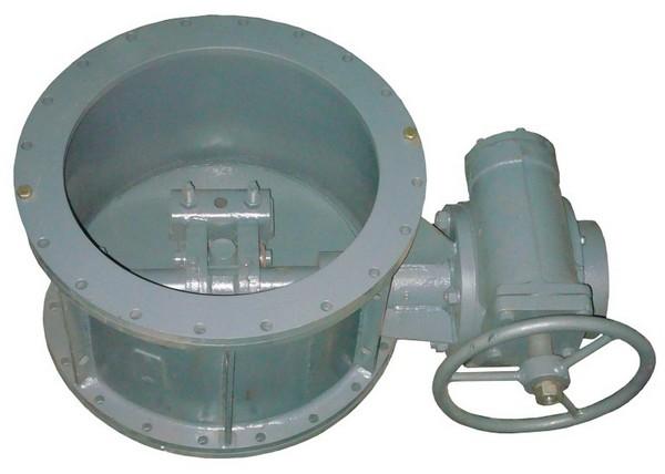Помимо вентиляции, герметические клапаны используются в трубопроводах выхлопных газов