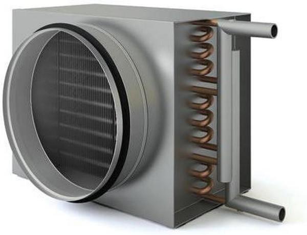 Какие есть нормы установки калориферов для приточной установки