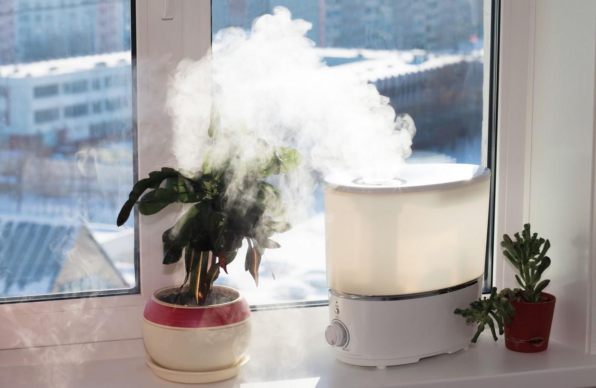Ремонт увлажнителя воздуха
