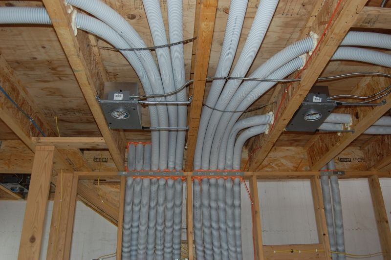 Система вентиляции для каркасного дома