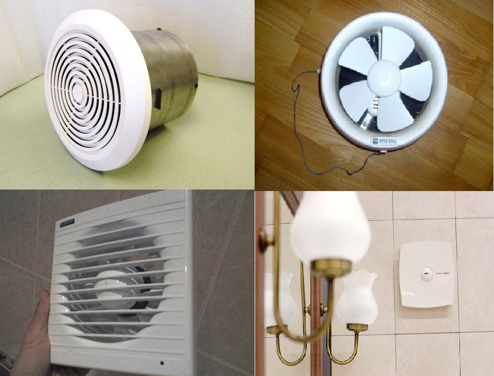 6 лучших вентиляторов для ванной