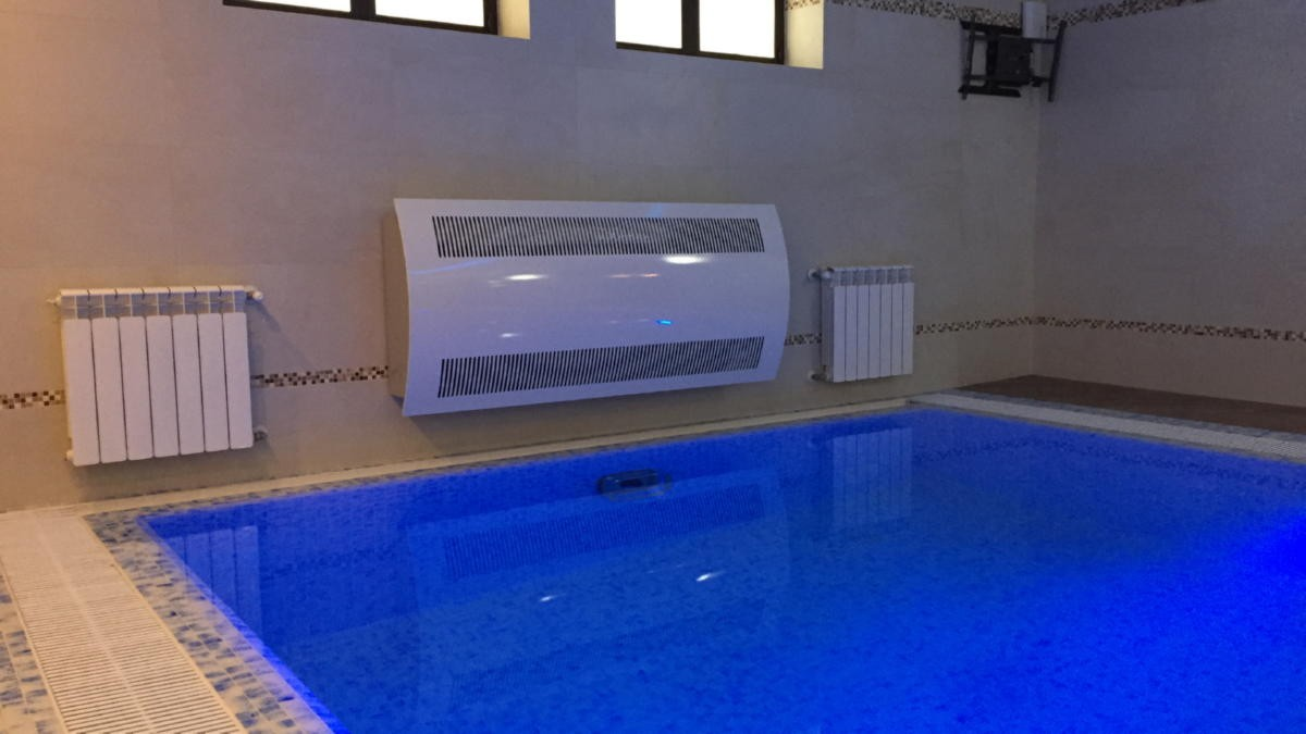 Осушители воздуха для бассейна