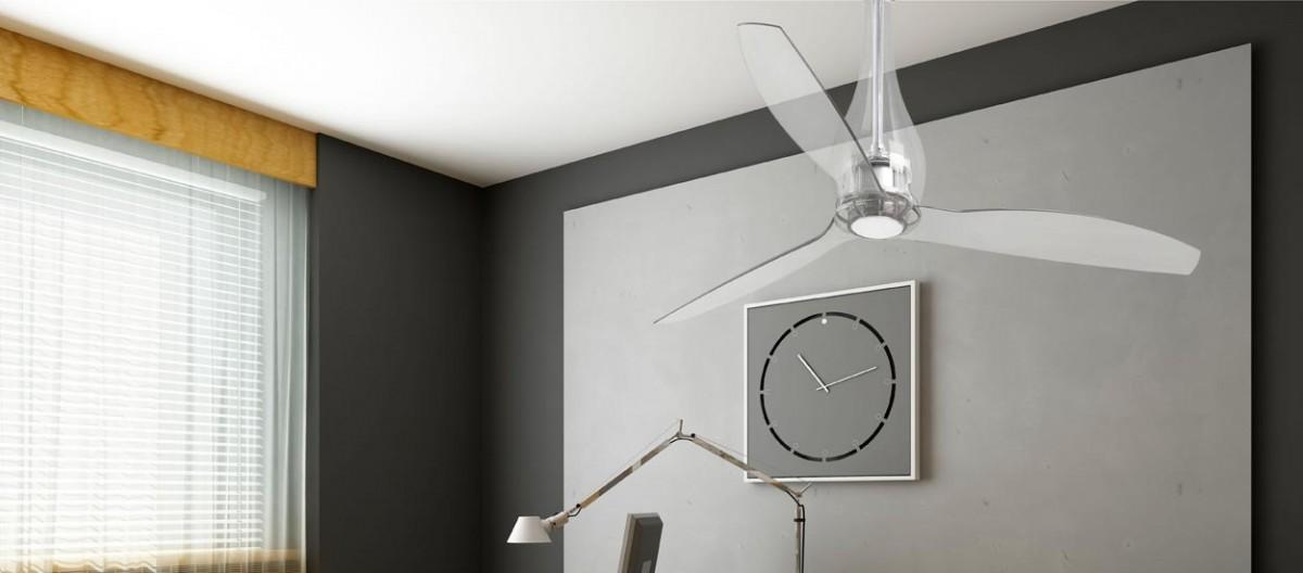 Потолочные вентиляторы для квартиры