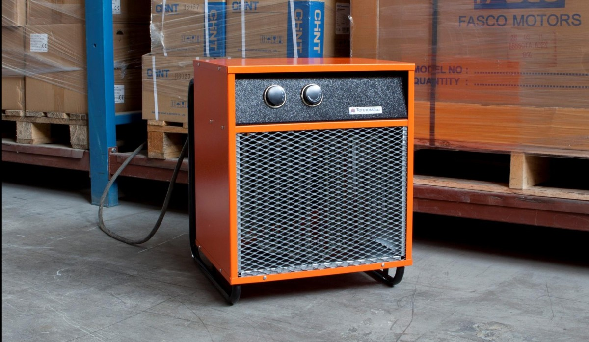Промышленные тепловентиляторы