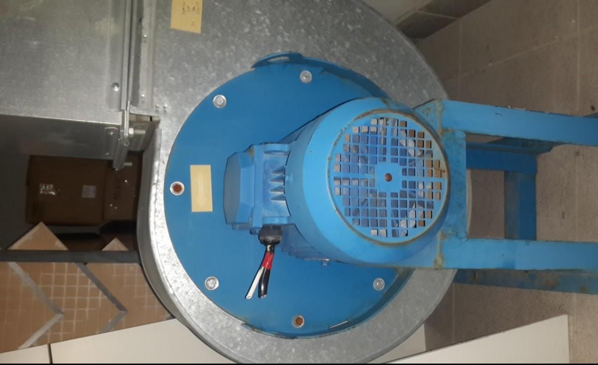 Вентилятор улитка в промышленных вытяжных системах