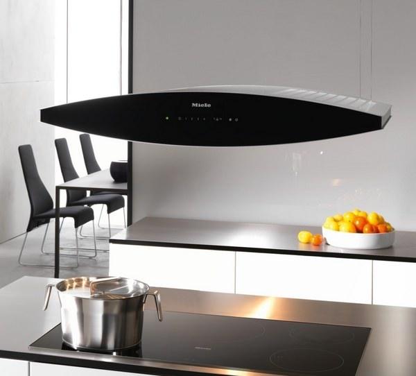 Вытяжка на кухню без воздуховода и отвода в вентиляцию