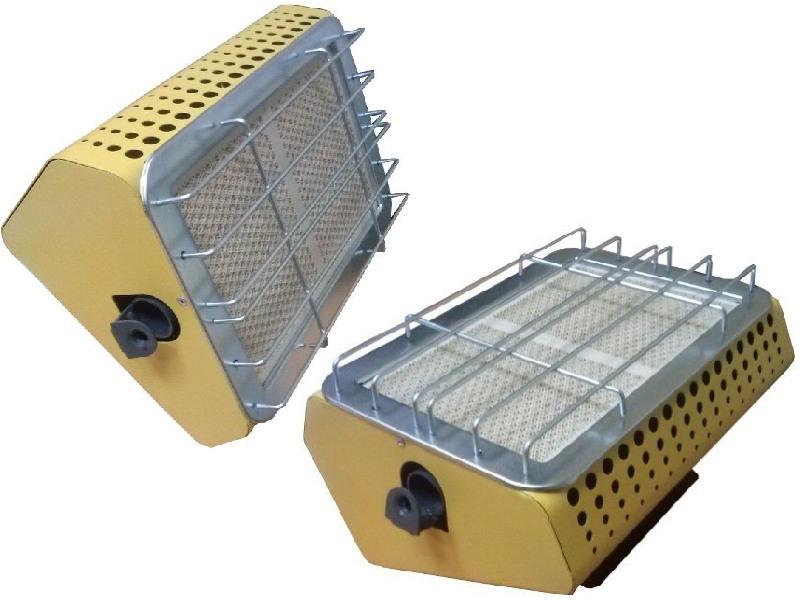 Электрообогреватели для гаража с вентилятором