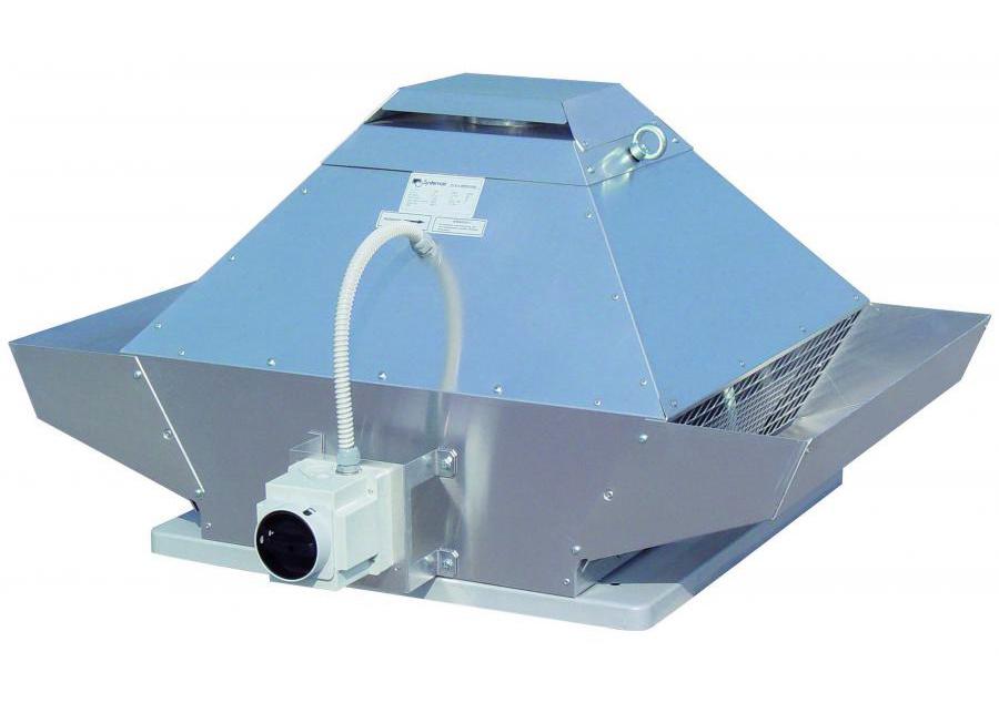 Systemair DVG-V 400D4-F400