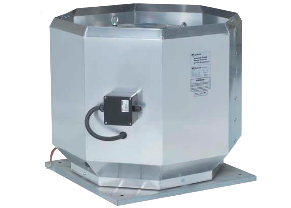 Systemair DVV 1000D4-6-M-F400