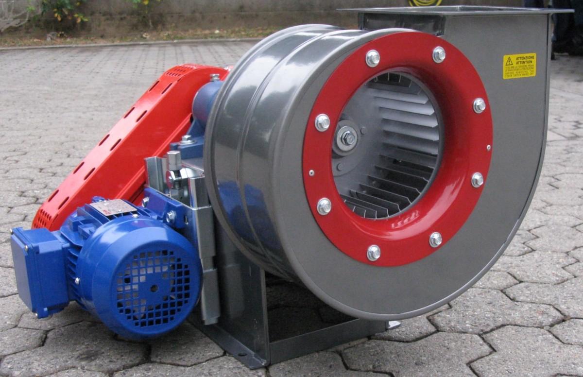 Центробежные вентиляторы среднего давления