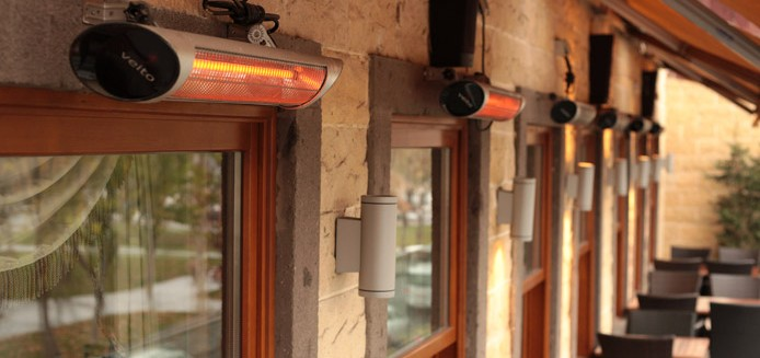 Инфракрасные обогреватели для дома