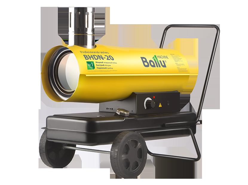 Ballu Tundra BHDN-20